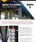 SPI005 Spider ContaiNet